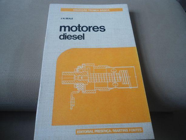 Motores Diesel - J N Seale