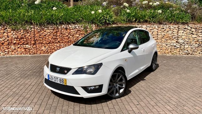 SEAT Ibiza 1.6 TDi FR 30 Anos