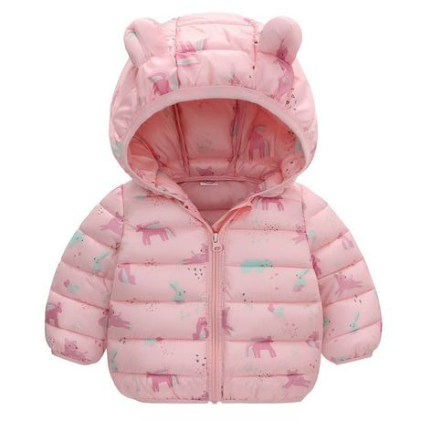 Куртка деми на осень на девочку 80 90 100
