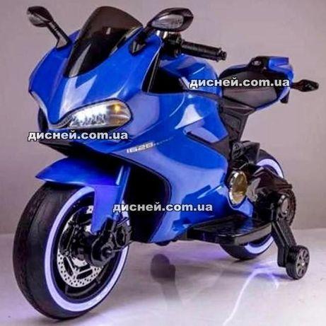 Детский мотоцикл M 4104EL-4 , электромобиль, Дитячий електромобiль