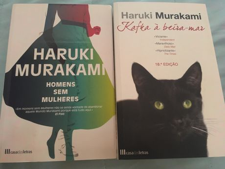 Livros Haruki Murakami