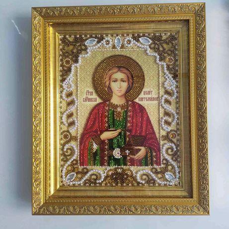 Ікона св. цілителя Пантелеймона 18*23