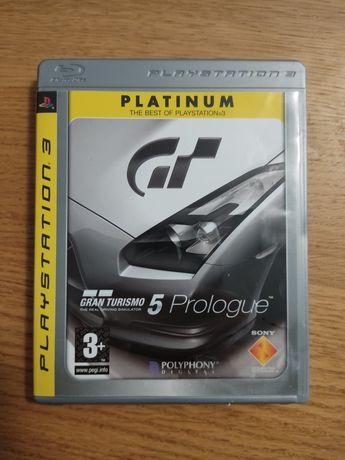 Jogo PS3 - Gran turismo 5 prologue