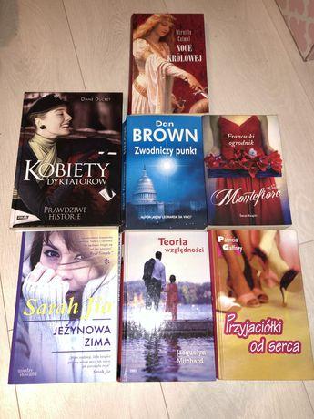 Książki, serce krolowej kobiety dyktatorów zwodniczy punkt jeżynowa zi
