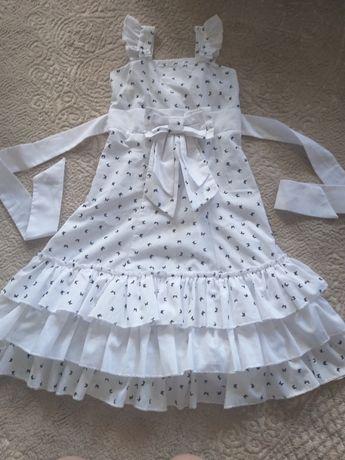 Платье /подростковое/рост 146см.