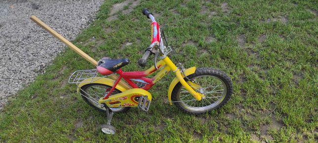 Rower 16 dla dziecka