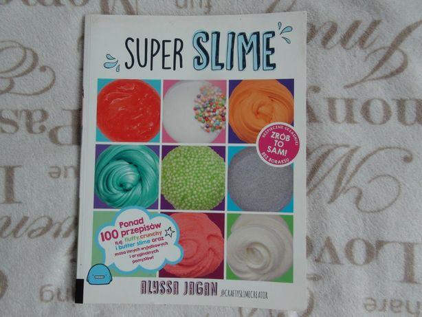 książka Super Slime