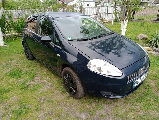 Fiat Grande Punto 2009 r