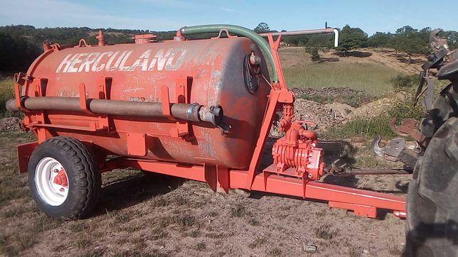 Cisterna Herculano 2500L