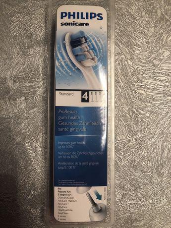 4x końcówki Philips Sonicare ProResults