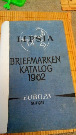 Каталог Прайс Марки Европы 1945-1962