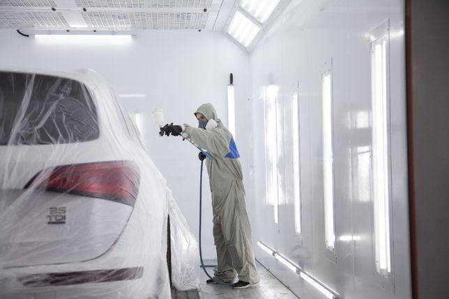Покраска машин из США, Автомалярка, пригон и ремонт авто (ROLEN)