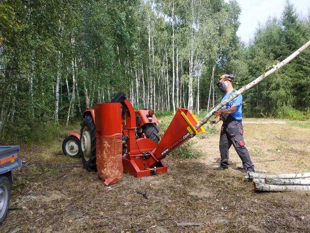 Rębak tarczowy RT-630 rozdrabniacz do gałęzi POLSKI