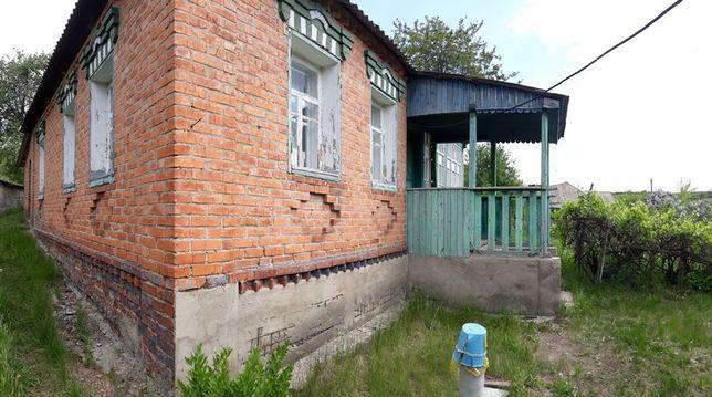 Продам жилой добротный дом в Боровой Змиевского р-на недорого