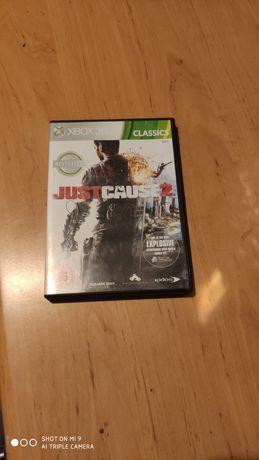 Sprzedam grę Just Cause 2 X Box 360