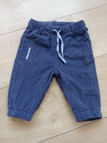 Spodnie chłopięce Coccodrillo rozmiar 68