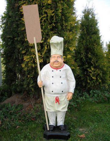 Figurka kucharza, piekarza