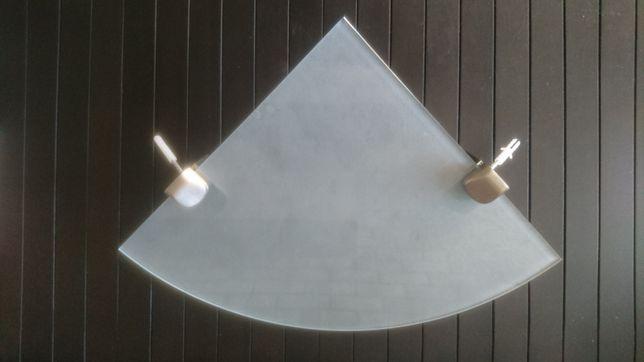 Półka szklana (25cm)