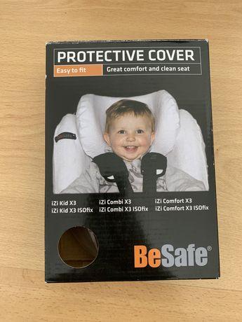 Capa protectora Besafe para cadeira Grupo 0-1
