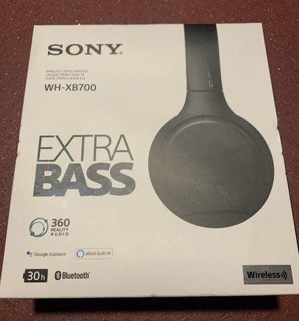 Auscultadores Bluetooth Sony WH-XB700 novos c fatura e garantia 2anos