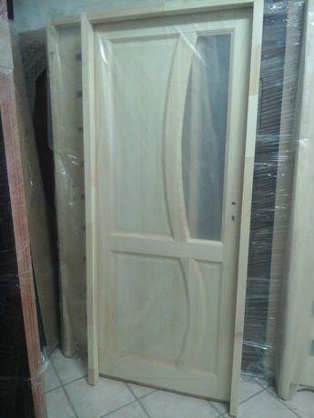 Producent drzwi sosnowe drewniane prlofesjonalne