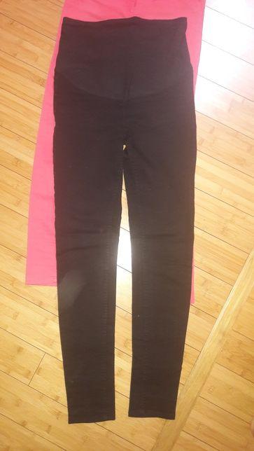 Spodnie rurki ciążowe h&m