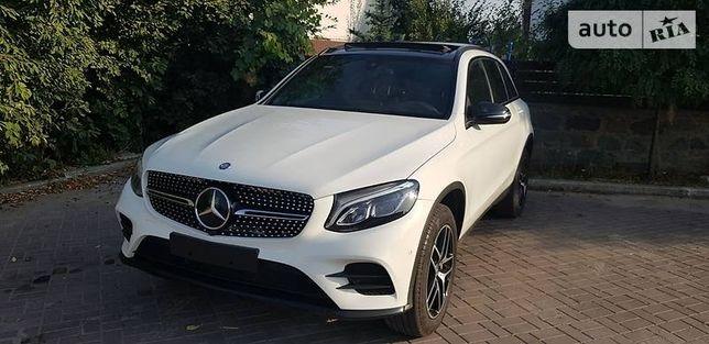 Mercedes-benz glc 300 amg 2018 2.0.