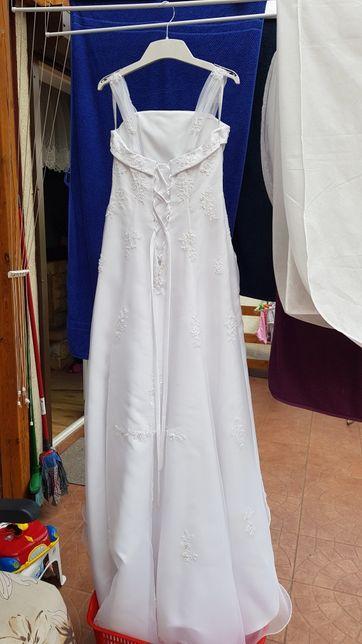 Suknia ślubna R.38/40 lorenghel