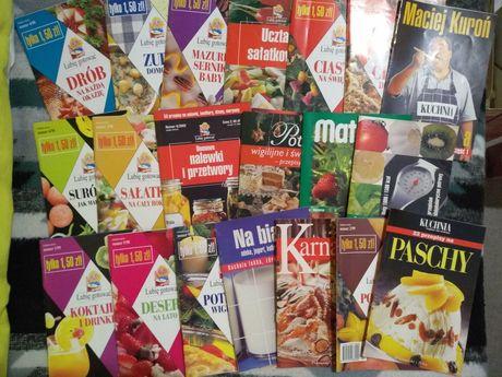 Gazetki / czasopisma kulinarne