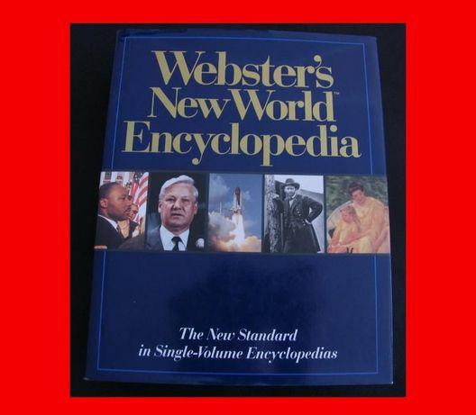 Książka Webster's New World Encyklopedia wer. angielska 180