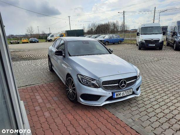 Mercedes-Benz Klasa C Mercedes Benz C43 salon Polska I właściciel