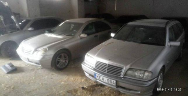 Разборка Мерседес C-Class W 202, 203 рестайл Mercedes Запчасти шрот
