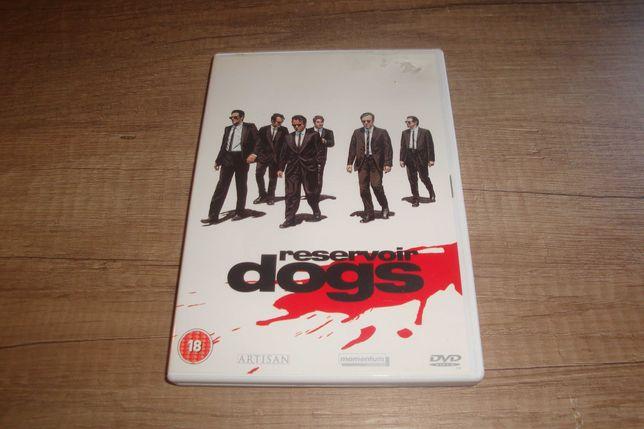 Reservoir dogs (Wściekłe psy) DVD Quentin Tarantino