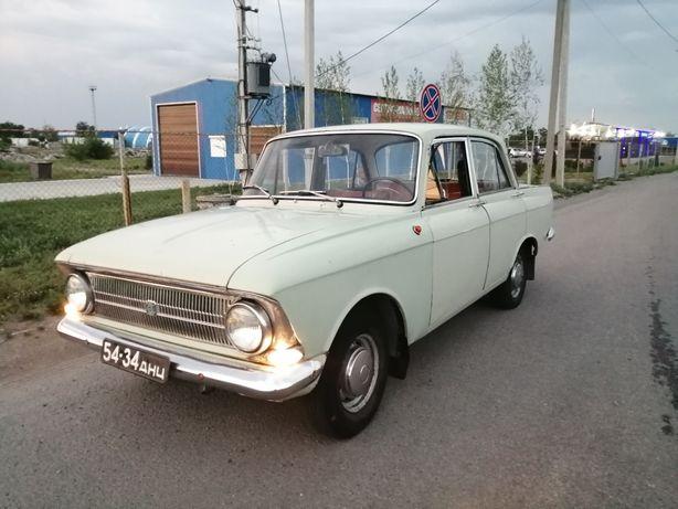 Продам москвич ранний ИЖ 412 74года.