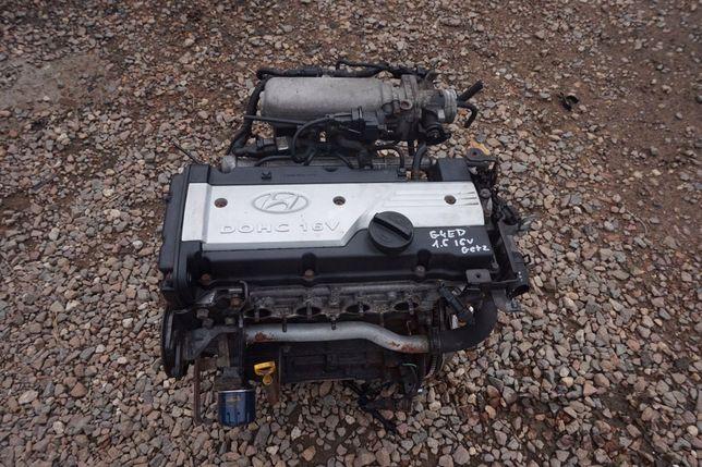 Мотор даигун двигатель g4ed hyundai kia