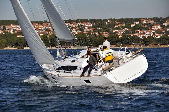 Czarter - Wynajem Rejs jachtu Zaglowego Motorowego Bałtyk Morze