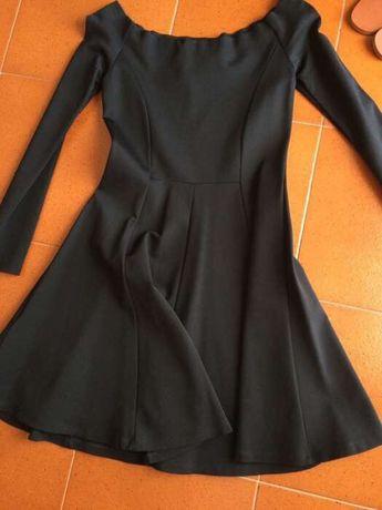 Vestido preto HM
