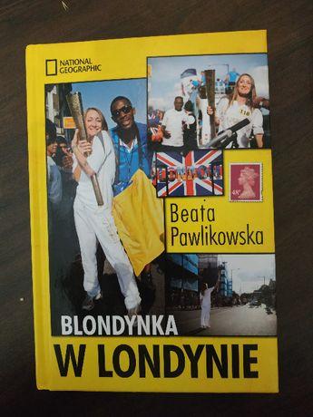 Beata Pawlikowska Blondynka w Londynie