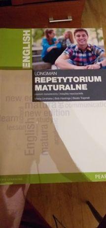 Longman Repetytorium Maturalne 2015 Poziom Rozszerzony Książka Nauczyc