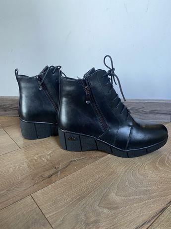 Зимові чоботи, чорні