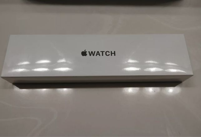 Apple watch gold 40 mm novo selado