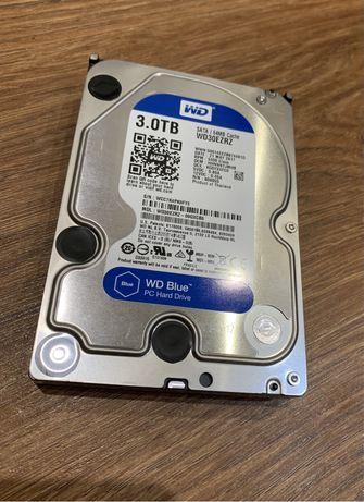 HDD WD 3tb жесткий диск Westrn Digital 6tb