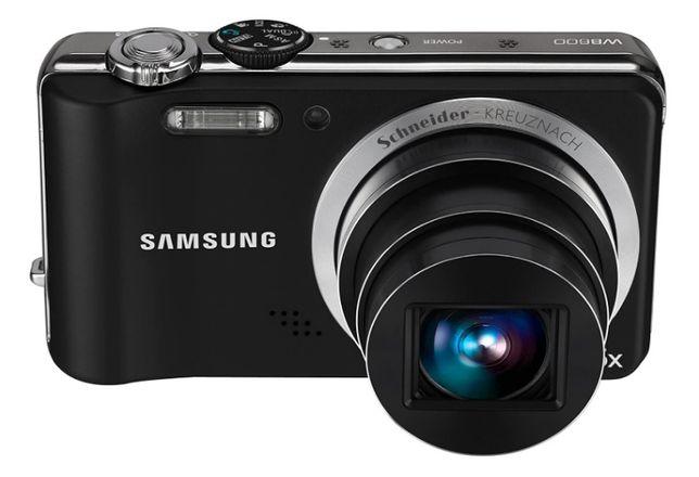 Camara Samsung WB600 + bateria extra