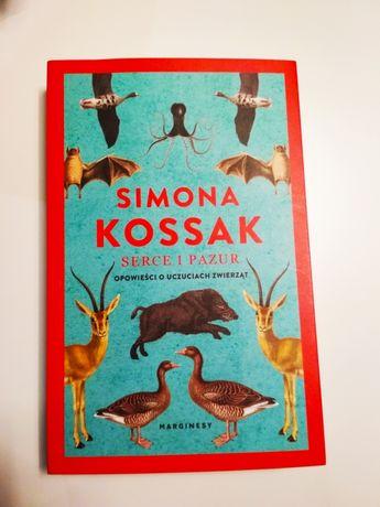 Serce i pazur, opowieści o uczuciach zwierząt, książka, Simona Kossak