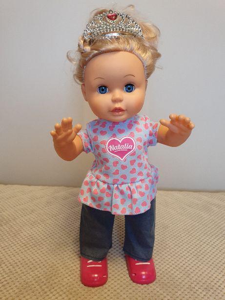 interaktywna lalka Natalka