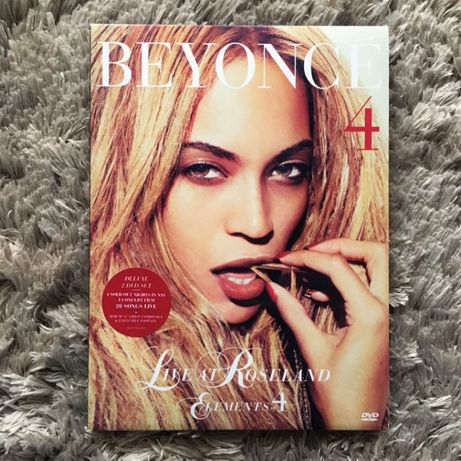 DVD - Live At Roseland: Elements Of 4 - Beyoncé, 2011