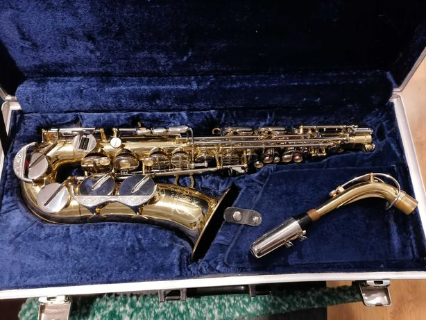 Saksofon altowy Amati AAS22 saksofon alt