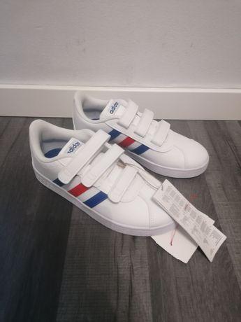 ADIDAS vl court r. 33, nowe oryginalne buty Adidas