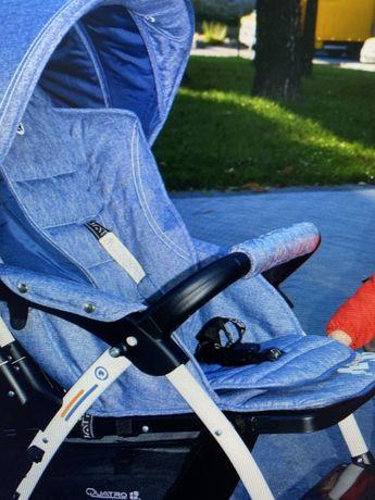 Продам прогулочную коляску Quatro Monza