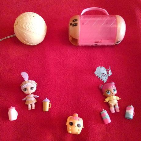 Питомец LOL и куклы оригиналы